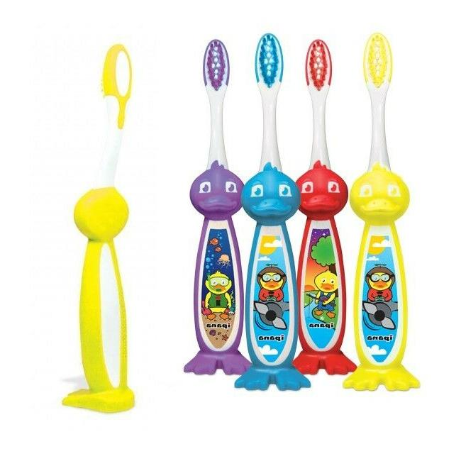 Ducky Infant-Child Size Head Premium Toothbrush- box of 50