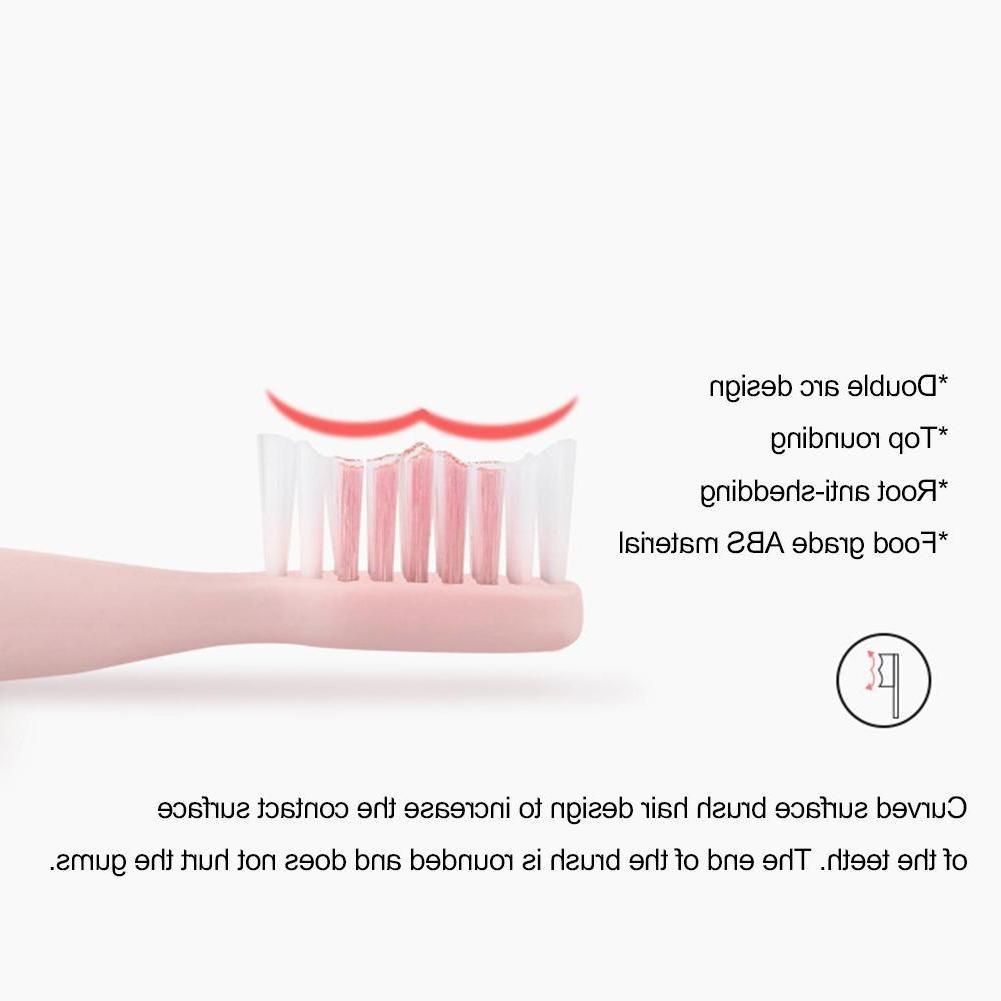 MeterMall Charge Washable Electronic Whitening Teeth Brush Teeth
