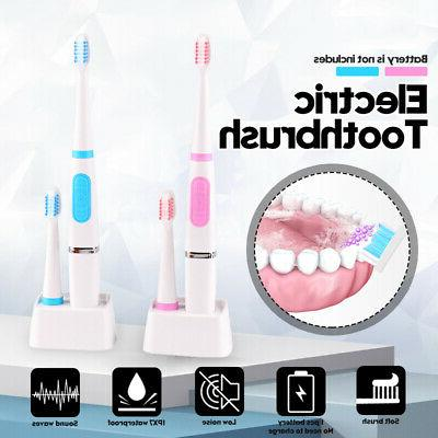 Electric Toothbrush + Replacement