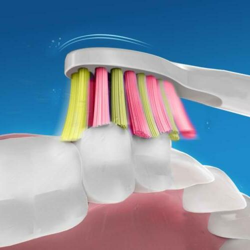 Fairywill Toothbrush Heads Model 508 917 White