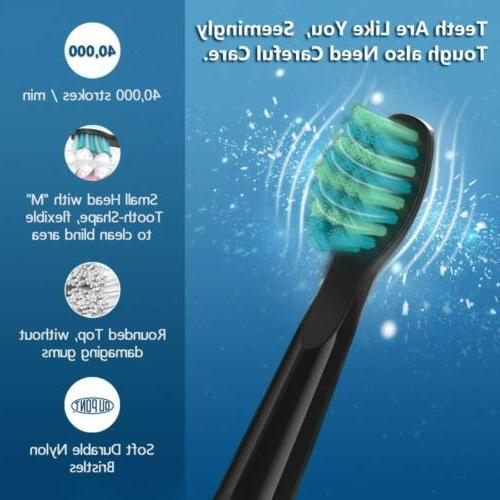 Fairywill Electric Toothbrush Sensitive 5 Modes FW-ET507 Black