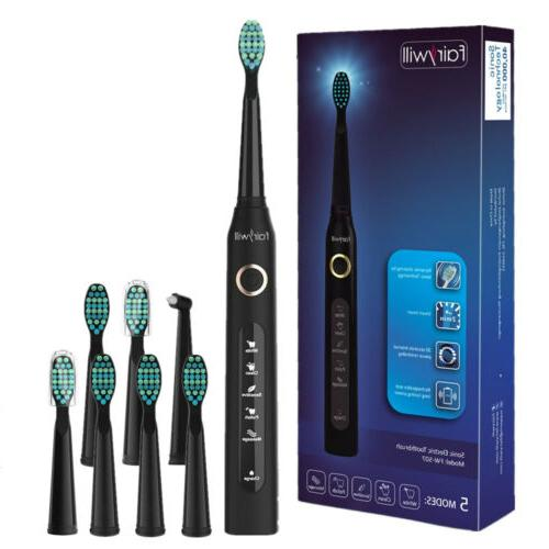 electric toothbrush rechargeable sonic toothbrush replacemen