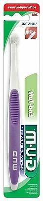 GUM End Tuft Toothbrush - Soft