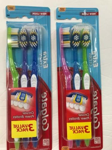 extra clean soft bristles toothbrush 3 value