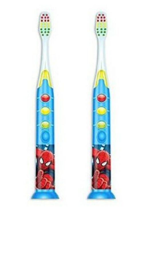 Firefly Spiderman Ready Go Brush with Suction Cup Blister Ca