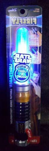 Firefly Star Wars Obi Wan Light Saber Soft Toothbrush