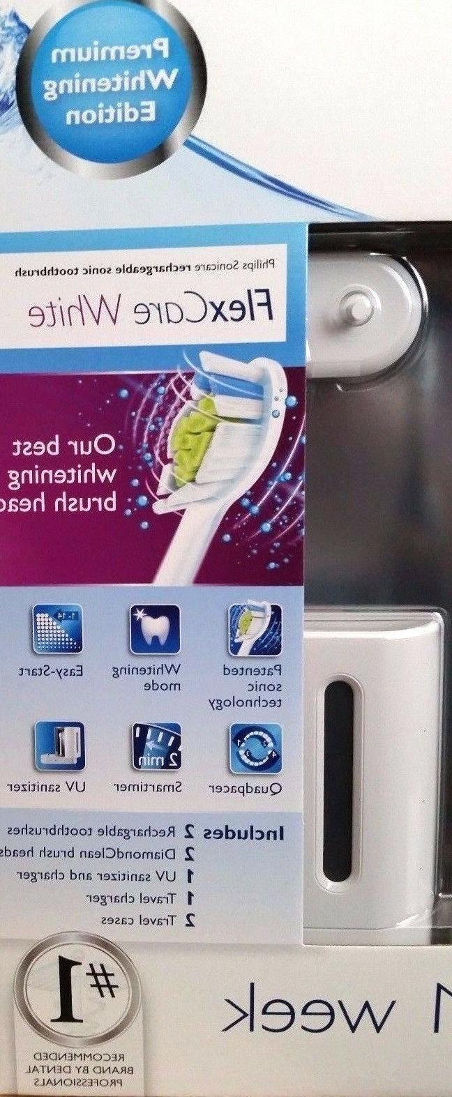 Philips Sonicare Edition Toothbrush White