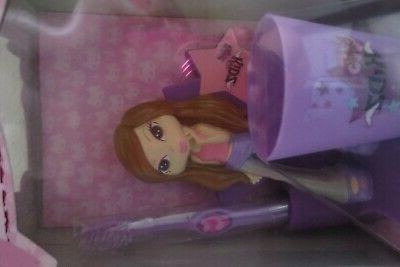 Girl Bratz Set Toothbrush Holder Toothbrush Cup