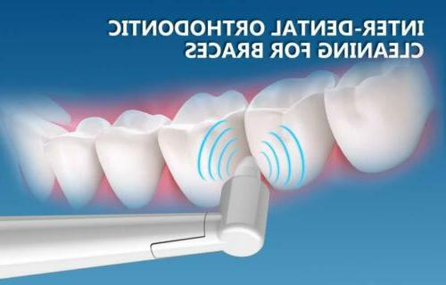 Toothbrush Rechargeable IPX7