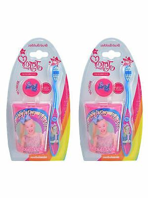 girls toothbrush cap and rinsing cup 3