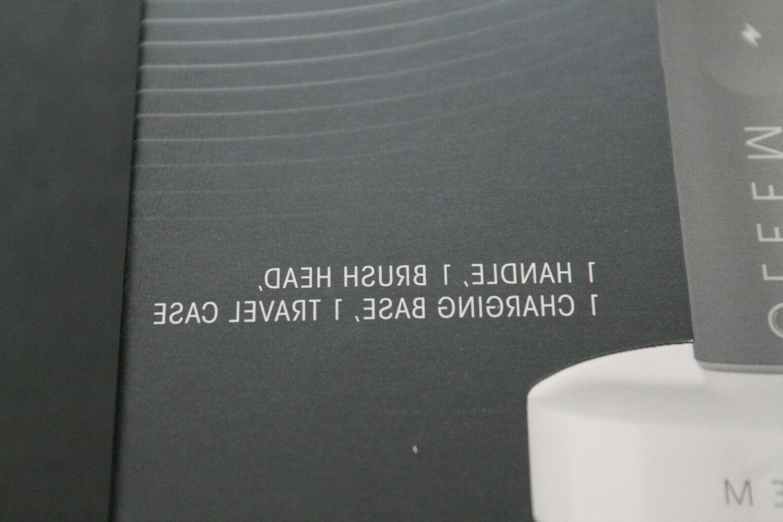 GLEEM RECHARGEABLE ELECTRIC TOOTHBRUSH SLATE