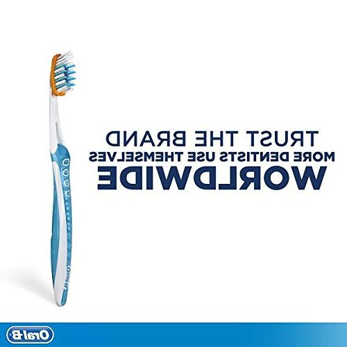 Oral-B Pro-Health Clinical Toothbrush Flexing Sides, 40S - Soft, Count