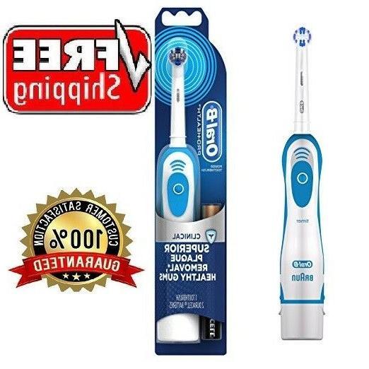 Oral-B Pro-Health Precision Clean with Ergonomic Non-Slip Ha