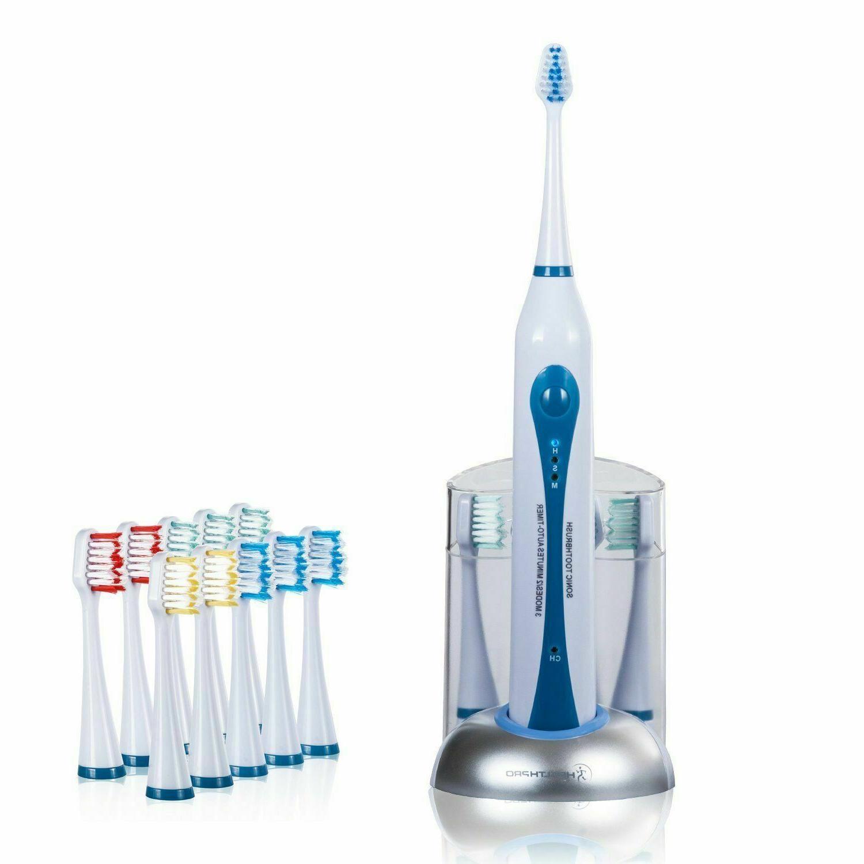 health stx high power sonic electric toothbrush