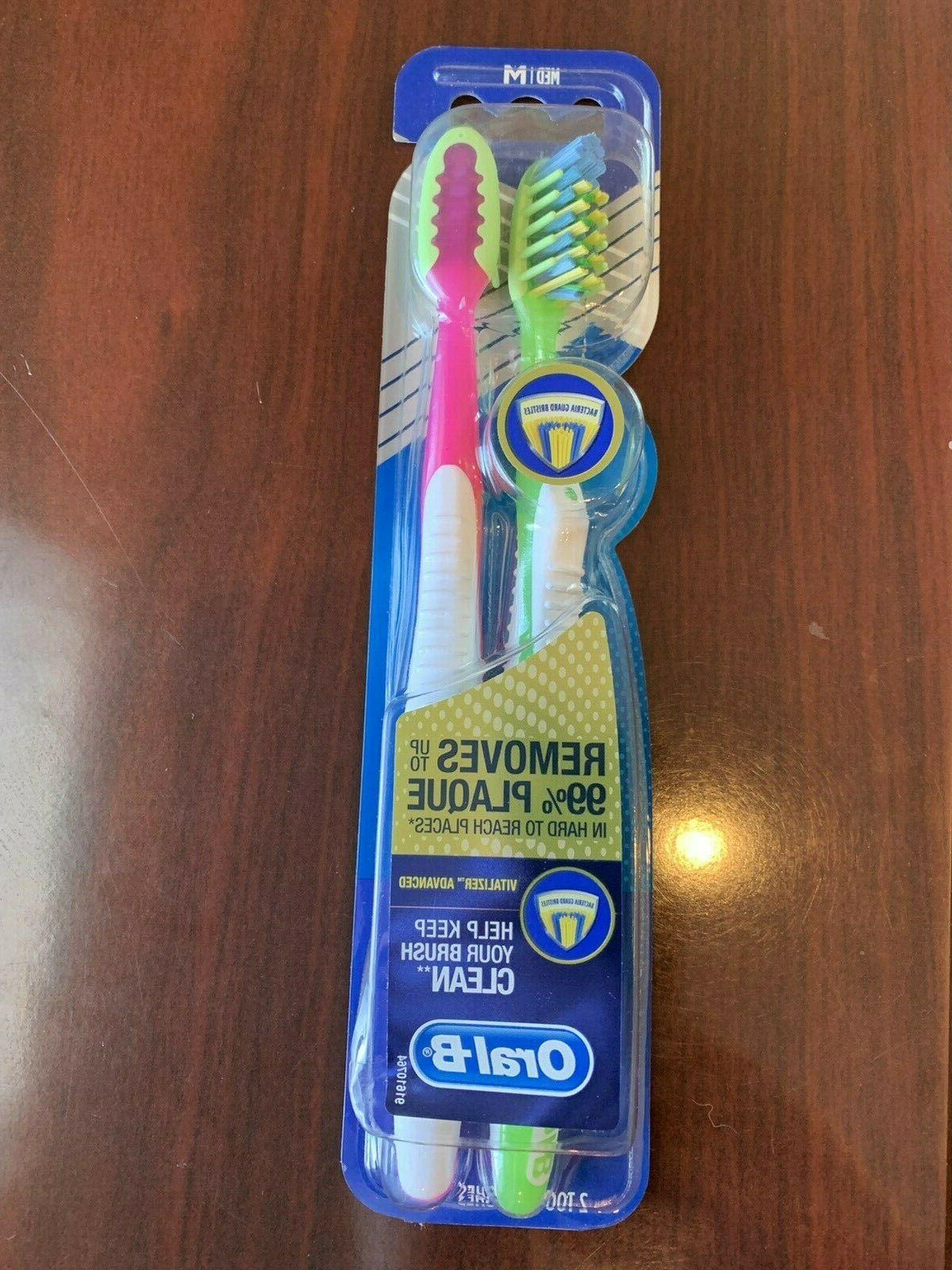 health vitalizer advanced toothbrushes