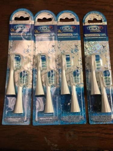 Household - Toothbrush Refills - Crest SpinBrush - 2 Moving