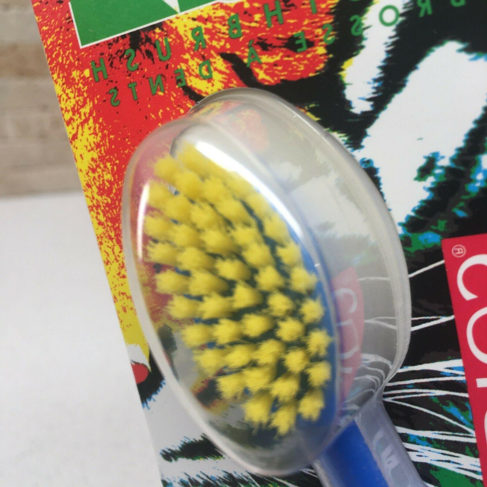 Radius Kidz Toothbrush, Hand, age 6+, Packs