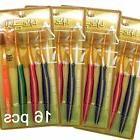 Korean Nano Gold Toothbrush Gold Coated Nano Vitality Brush