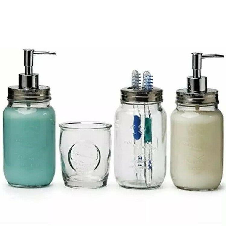 Circleware Glass Bathroom Toothbrush