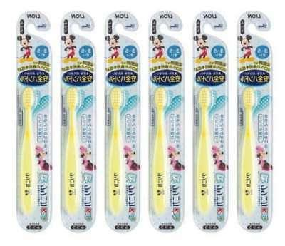 LION Disney Clinica Kid's toothbrush 3-5 years old 6packs ye