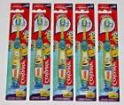 LOT  COLGATE MINIONS TOOTHBRUSH CHILDRENS MANUAL TOOTHBRUSH