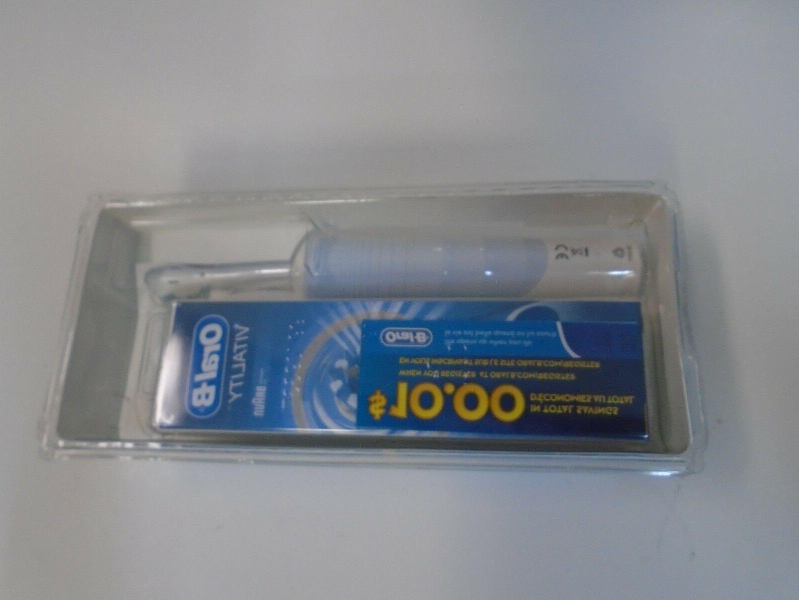 Braun 2D Dual Electric Toothbrush
