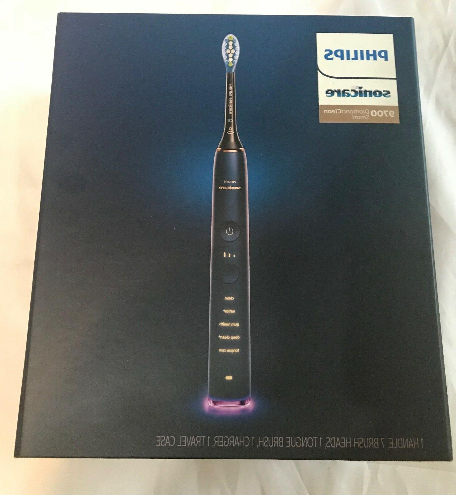 New w/Box Philips Sonicare DiamondClean 9700 Smart Electric