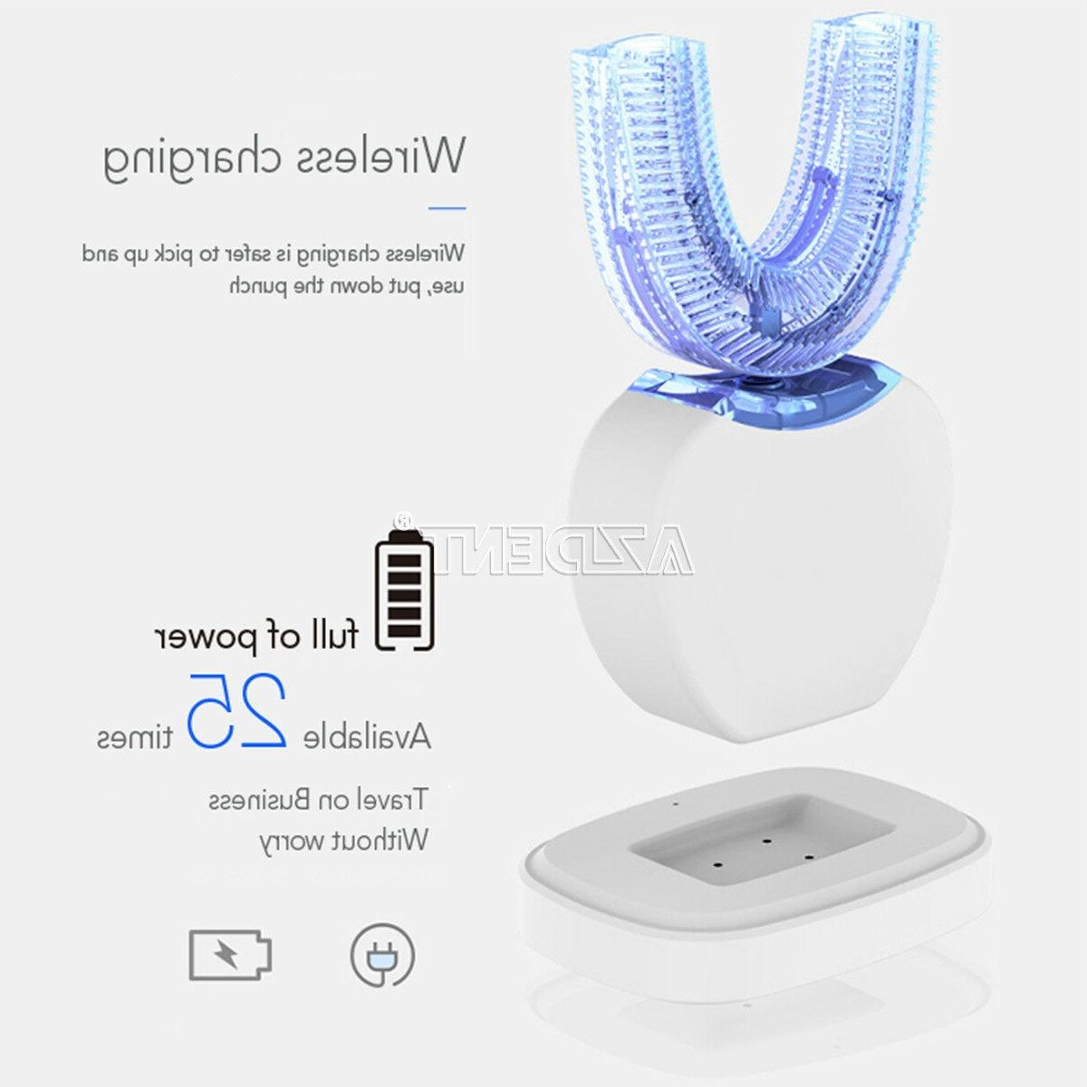 Wireless Toothbrush Teeth Whitening Upgrade Ⅱ