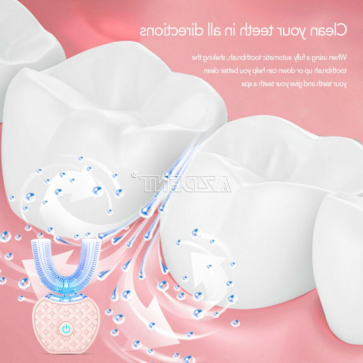 Wireless Toothbrush Teeth Whitening Ⅱ