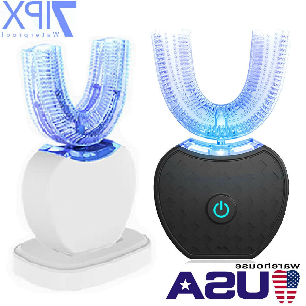 new wireless automatic 360electric sonic toothbrush teeth