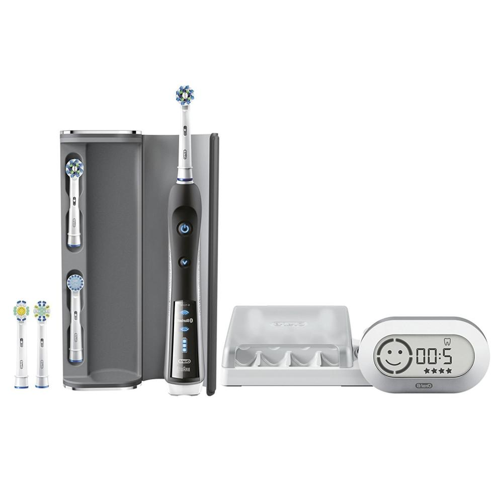 Oral-B Black 7000 Bluetooth Rechargeable Electric Toothbrush