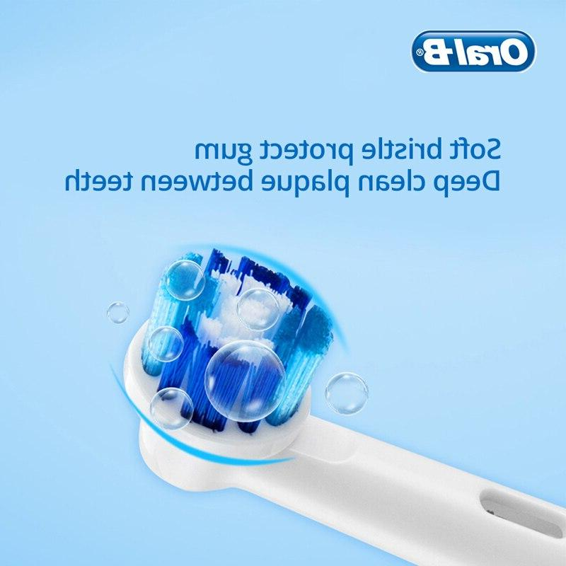 Oral B Rotating Vitality Tooth Deep Clean Teeth Inductive <font><b>Rechargeable</b></font> Head