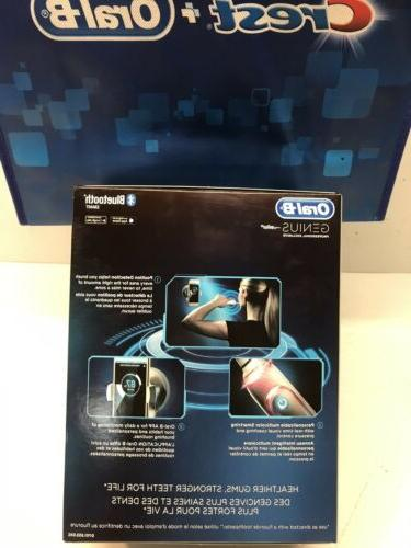 Oral-B GENIUS Bluetooth Rechargeable NEW Electric