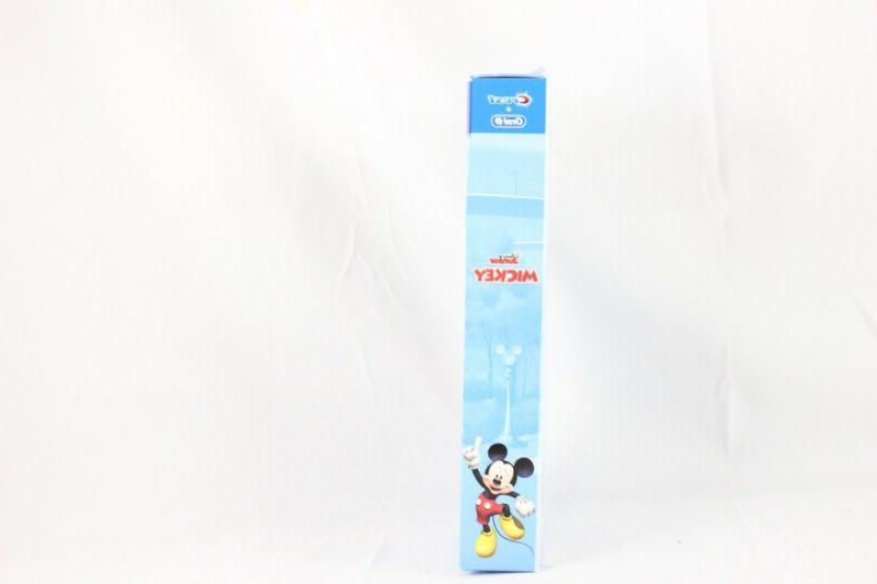 Oral B Crest Minnie Kids Toothbrush 2 w/Toothpaste