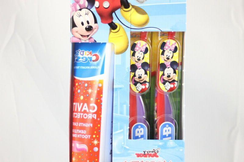 Oral Minnie Mouse Kids w/Toothpaste