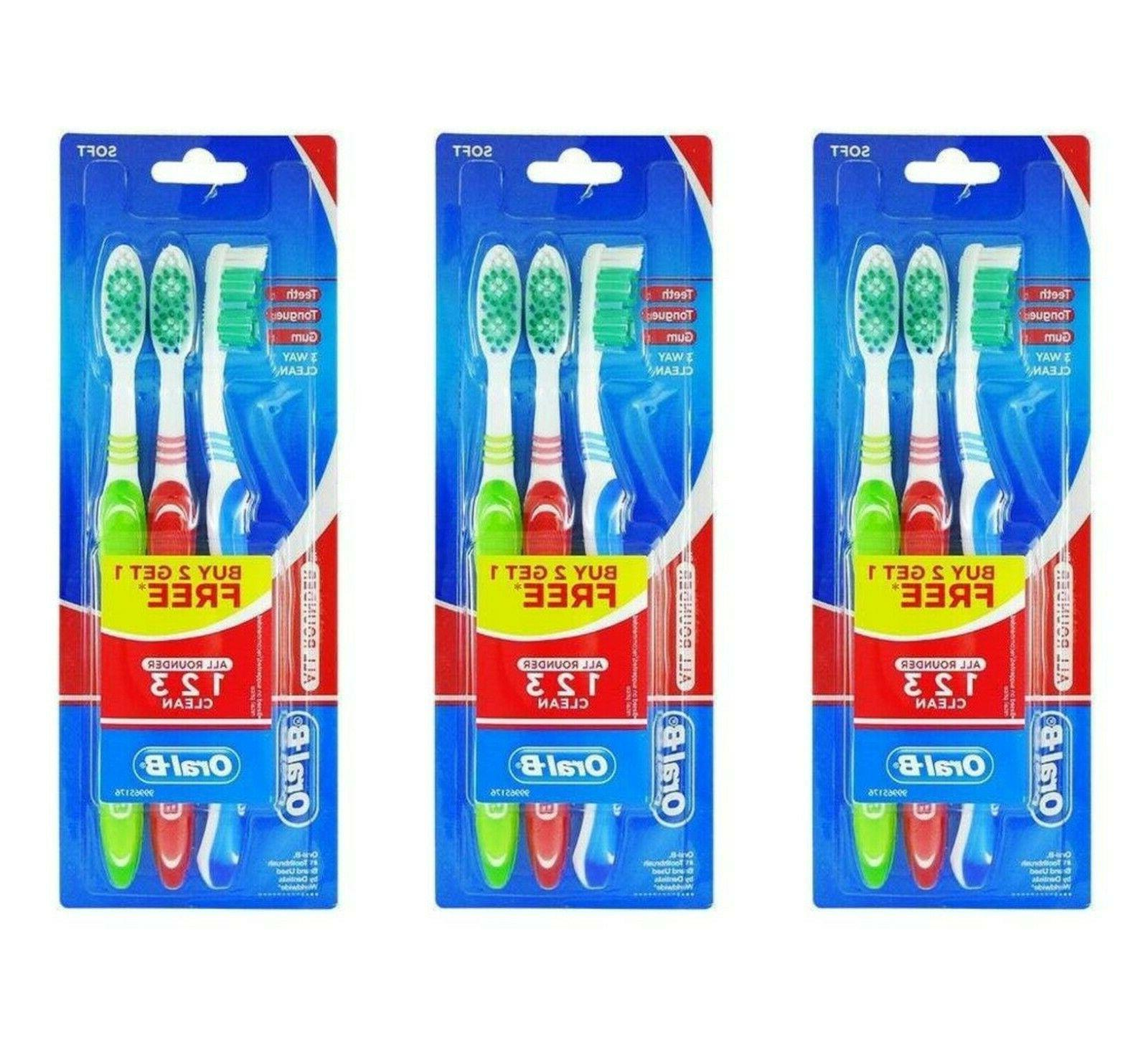 oral b oralb all rounder toothbrush 3