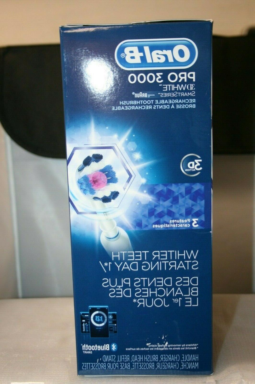 Oral-B Pro 3D Action Toothbrush New In