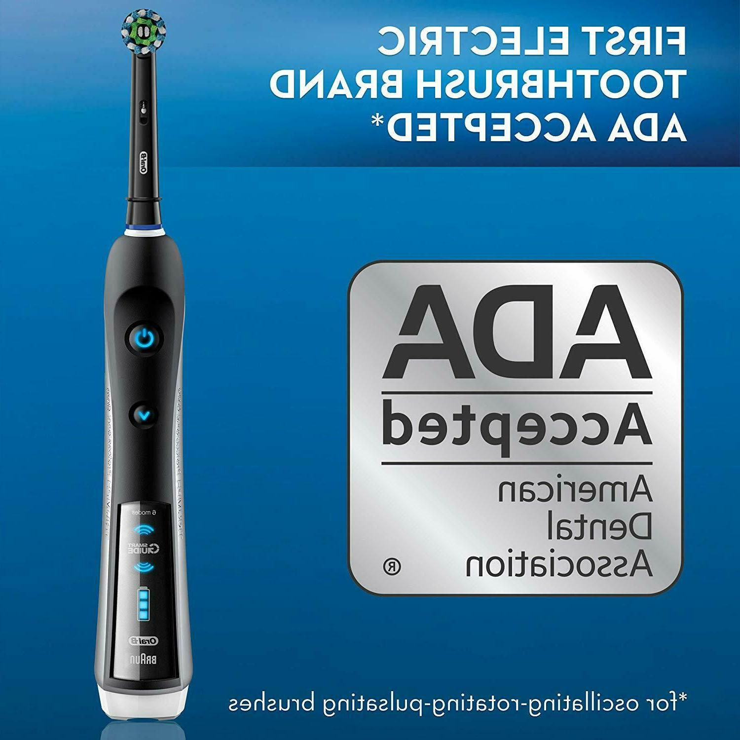 Oral-B Pro Electric Toothbrush Connectivity