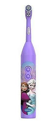 Oral-B Pro-Health Disney Frozen Battery Power Electric Tooth