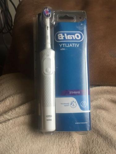 oral b vitality 3d white electric toothbrush