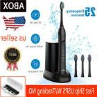 ABOX Oral Care System Rechargeable Sonic Electric Toothbrush