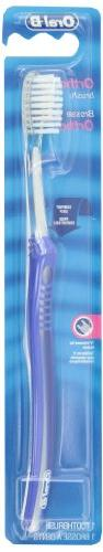 Oral-B Ortho Soft Toothbrush  1 Count