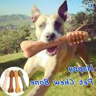 Pet Dog Toy Natural Toothbrush Bones Shaped Dog Chew Toy Sna
