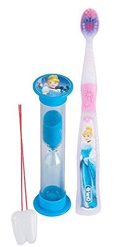 "Disney Princess ""Cinderella"" Inspired 2pc Bright Smile Oral"
