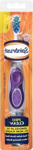 Spinbrush Battery Toothbrush,