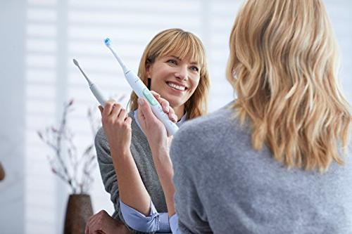 Philips ProtectiveClean toothbrush with pressure White