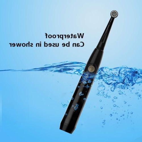 Rechargeable Waterproof Optional