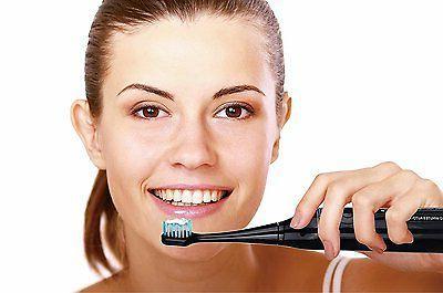 s450 deluxe plus toothbrush black