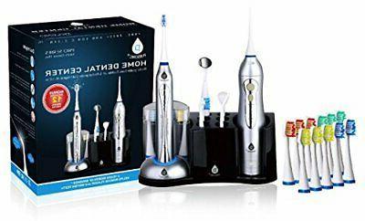 s620 sonic toothbrush oral irrigator