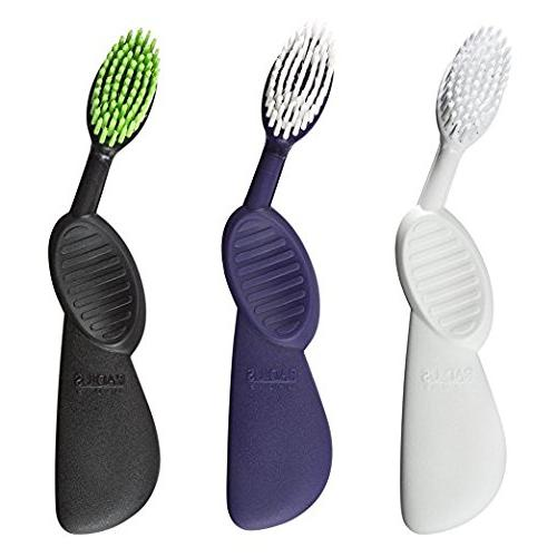 scuba left hand toothbrush
